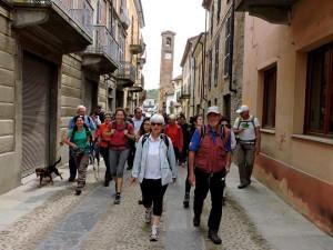 Cammina Monferrato tre giorni eccezionali. Alla prossima.